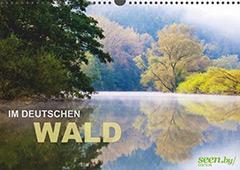 """Kalender """"Im deutschen Wald"""""""