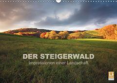 """Kalender """"Der Steigerwald"""""""